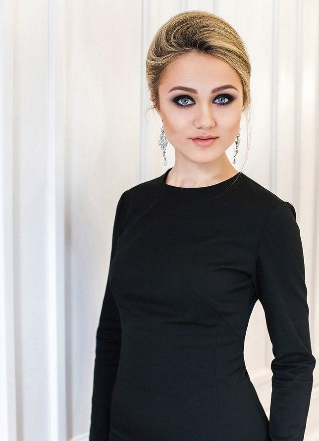 Макияж: Наталья Руденко <br> Прическа: Светлана Червинская