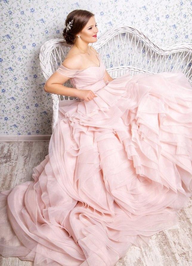 Свадебный Макияж от Елены Ян <br />Прическа в исполнении Анны Кулик