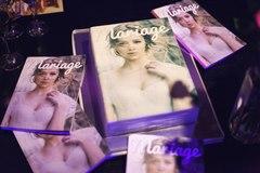 29 апреля состоялась презентация долгожданного выпуска журнала Марьяж