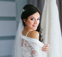 Свадебный макияж от Натальи Руденко