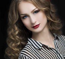 Прическа от Ольги Филь